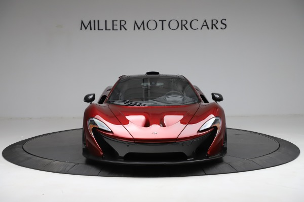 Used 2014 McLaren P1 for sale Sold at Pagani of Greenwich in Greenwich CT 06830 14