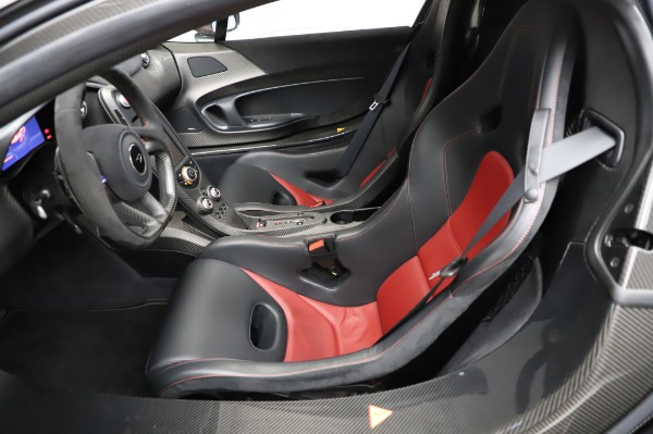 Used 2014 McLaren P1 for sale Sold at Pagani of Greenwich in Greenwich CT 06830 16