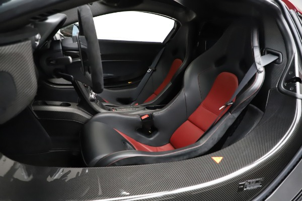 Used 2014 McLaren P1 for sale Sold at Pagani of Greenwich in Greenwich CT 06830 17