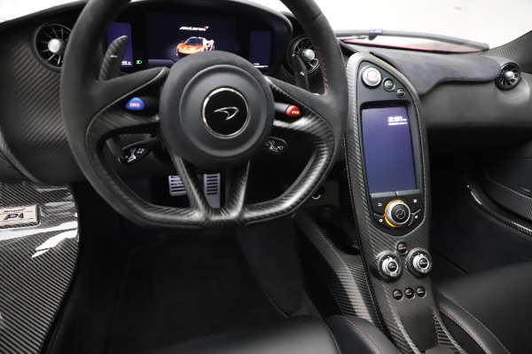 Used 2014 McLaren P1 for sale Sold at Pagani of Greenwich in Greenwich CT 06830 18
