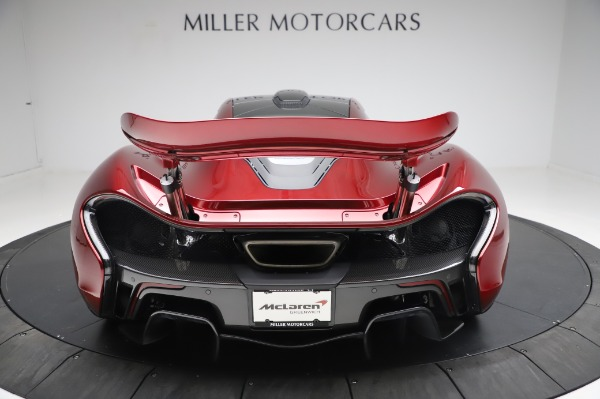 Used 2014 McLaren P1 for sale Sold at Pagani of Greenwich in Greenwich CT 06830 19