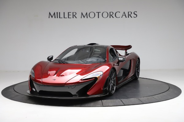 Used 2014 McLaren P1 for sale Sold at Pagani of Greenwich in Greenwich CT 06830 2