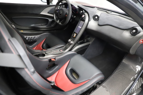 Used 2014 McLaren P1 for sale Sold at Pagani of Greenwich in Greenwich CT 06830 20