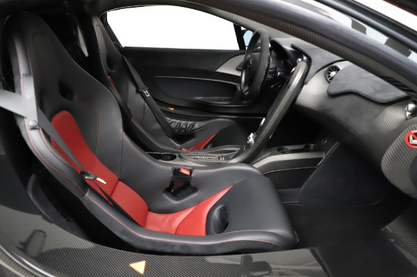 Used 2014 McLaren P1 for sale Sold at Pagani of Greenwich in Greenwich CT 06830 21