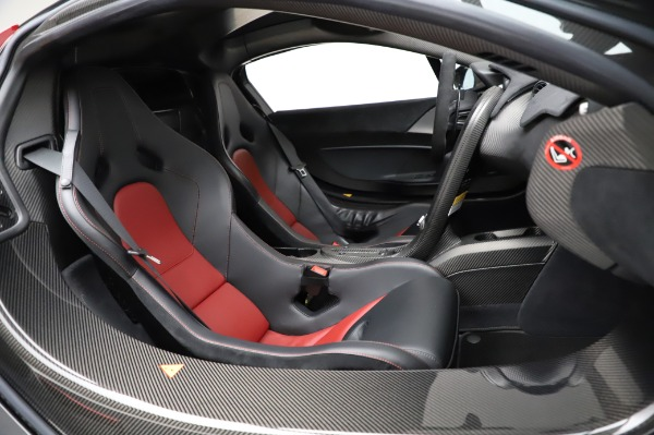 Used 2014 McLaren P1 for sale Sold at Pagani of Greenwich in Greenwich CT 06830 22