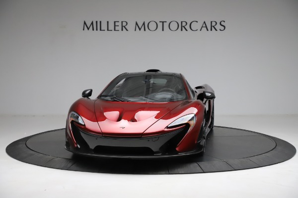Used 2014 McLaren P1 for sale Sold at Pagani of Greenwich in Greenwich CT 06830 25