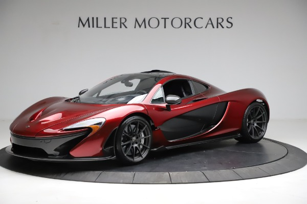 Used 2014 McLaren P1 for sale Sold at Pagani of Greenwich in Greenwich CT 06830 26