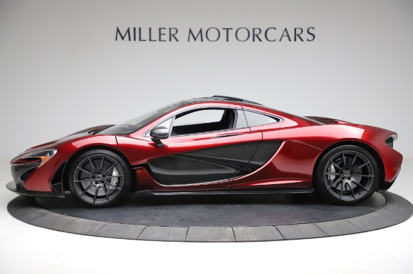 Used 2014 McLaren P1 for sale Sold at Pagani of Greenwich in Greenwich CT 06830 27