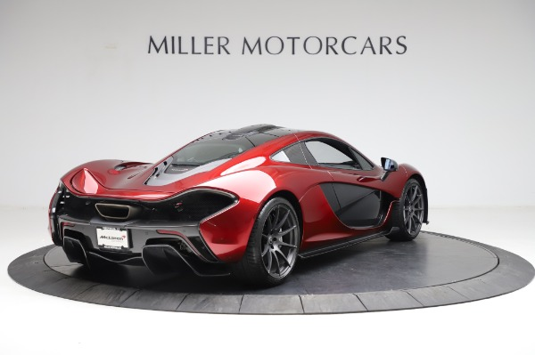 Used 2014 McLaren P1 for sale Sold at Pagani of Greenwich in Greenwich CT 06830 28