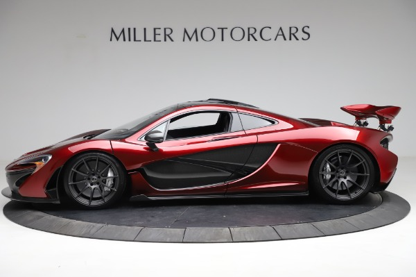 Used 2014 McLaren P1 for sale Sold at Pagani of Greenwich in Greenwich CT 06830 4