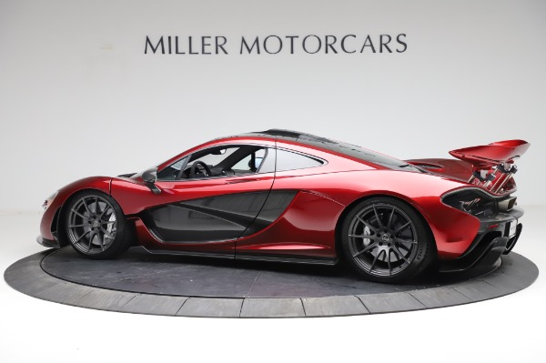 Used 2014 McLaren P1 for sale Sold at Pagani of Greenwich in Greenwich CT 06830 5