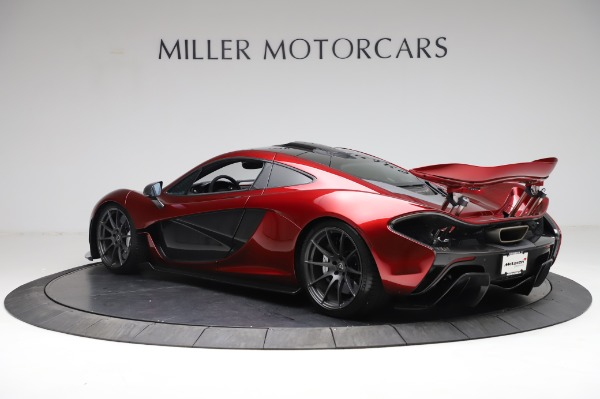 Used 2014 McLaren P1 for sale Sold at Pagani of Greenwich in Greenwich CT 06830 6