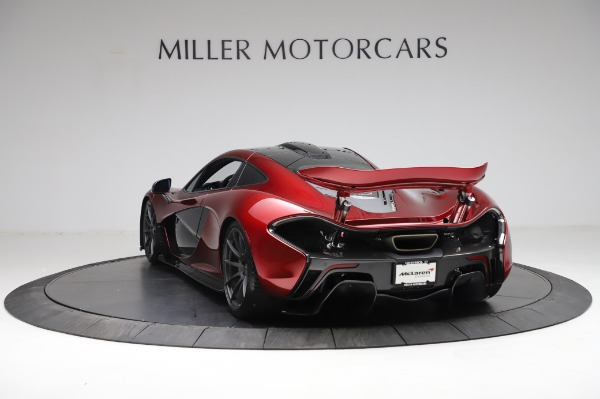 Used 2014 McLaren P1 for sale Sold at Pagani of Greenwich in Greenwich CT 06830 7