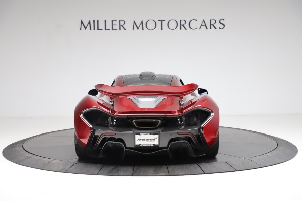 Used 2014 McLaren P1 for sale Sold at Pagani of Greenwich in Greenwich CT 06830 8
