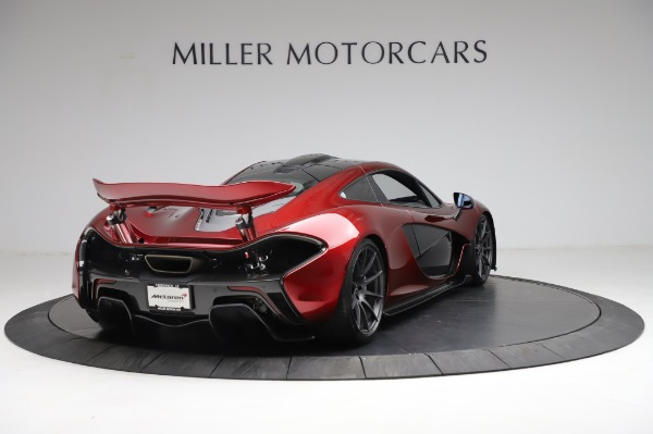 Used 2014 McLaren P1 for sale Sold at Pagani of Greenwich in Greenwich CT 06830 9