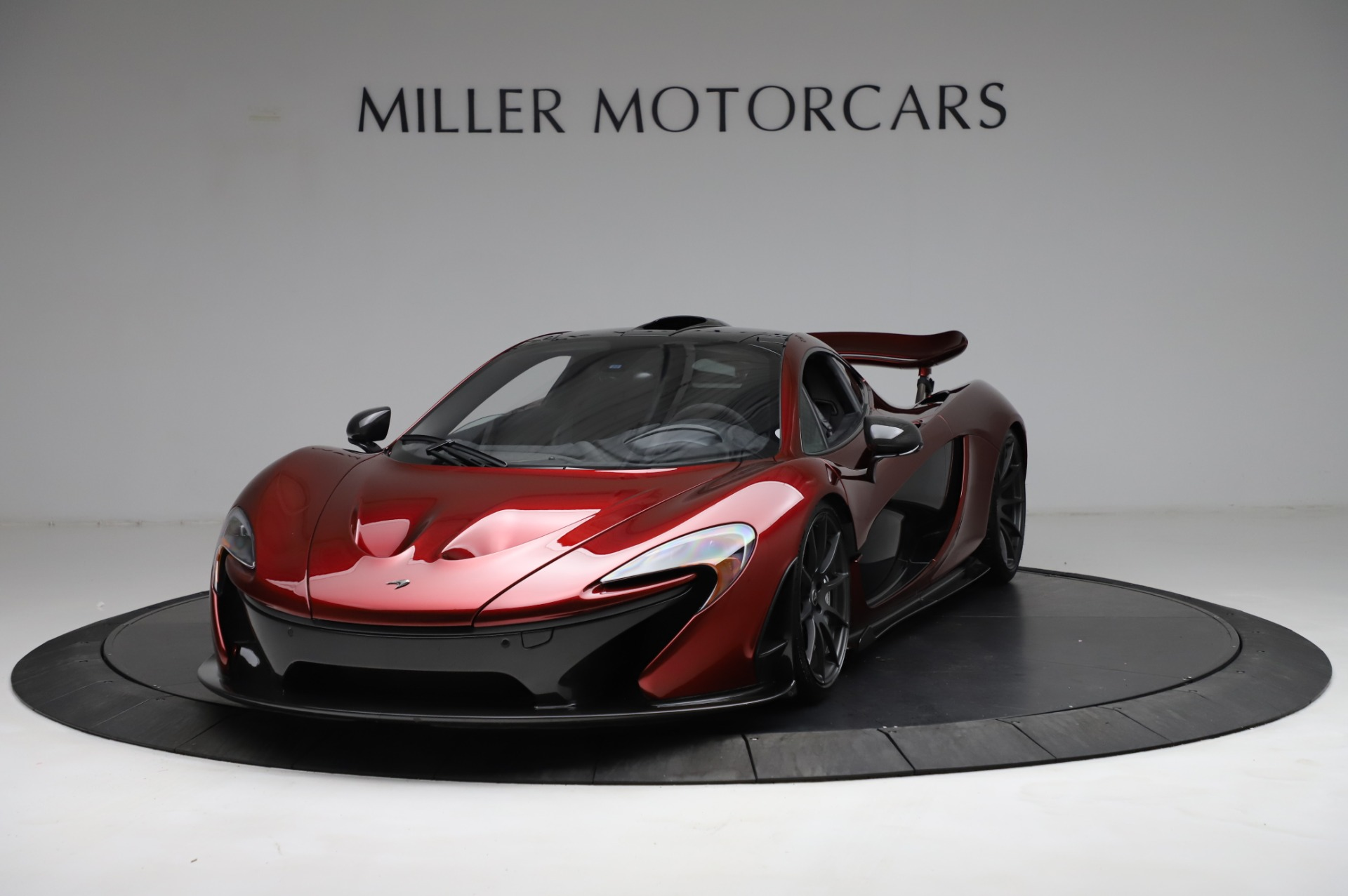 Used 2014 McLaren P1 for sale Sold at Pagani of Greenwich in Greenwich CT 06830 1