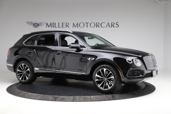 Used 2018 Bentley Bentayga Onyx Edition for sale $146,900 at Pagani of Greenwich in Greenwich CT 06830 10