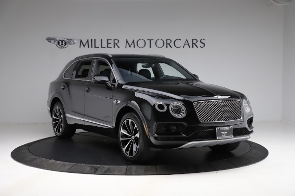 Used 2018 Bentley Bentayga Onyx Edition for sale $146,900 at Pagani of Greenwich in Greenwich CT 06830 11