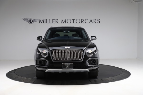 Used 2018 Bentley Bentayga Onyx Edition for sale $146,900 at Pagani of Greenwich in Greenwich CT 06830 12