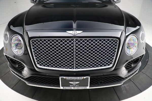 Used 2018 Bentley Bentayga Onyx Edition for sale $146,900 at Pagani of Greenwich in Greenwich CT 06830 13
