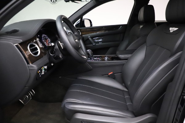 Used 2018 Bentley Bentayga Onyx Edition for sale $146,900 at Pagani of Greenwich in Greenwich CT 06830 18