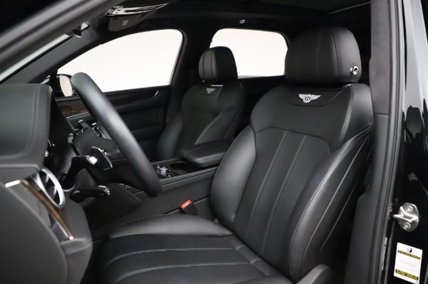 Used 2018 Bentley Bentayga Onyx Edition for sale $146,900 at Pagani of Greenwich in Greenwich CT 06830 19