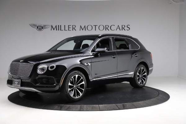 Used 2018 Bentley Bentayga Onyx Edition for sale $146,900 at Pagani of Greenwich in Greenwich CT 06830 2