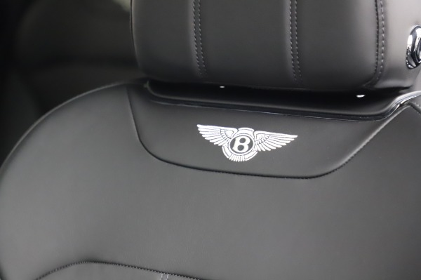Used 2018 Bentley Bentayga Onyx Edition for sale $146,900 at Pagani of Greenwich in Greenwich CT 06830 20