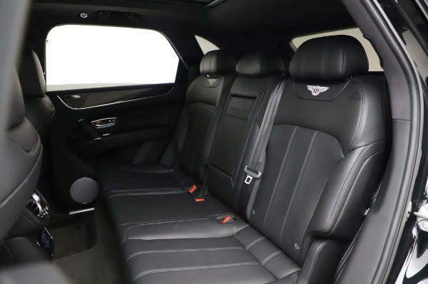 Used 2018 Bentley Bentayga Onyx Edition for sale $146,900 at Pagani of Greenwich in Greenwich CT 06830 23