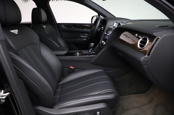 Used 2018 Bentley Bentayga Onyx Edition for sale $146,900 at Pagani of Greenwich in Greenwich CT 06830 26