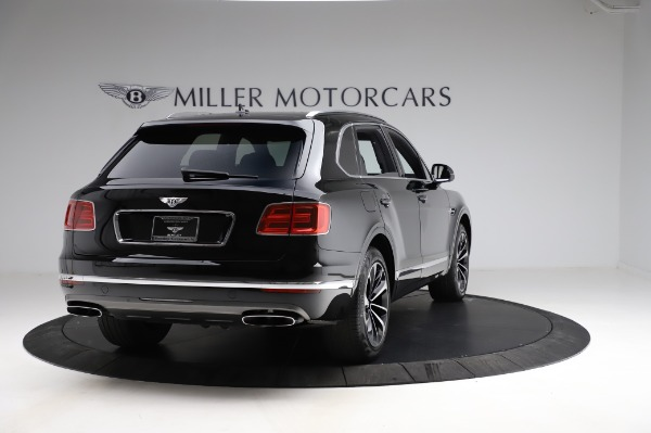 Used 2018 Bentley Bentayga Onyx Edition for sale $146,900 at Pagani of Greenwich in Greenwich CT 06830 7