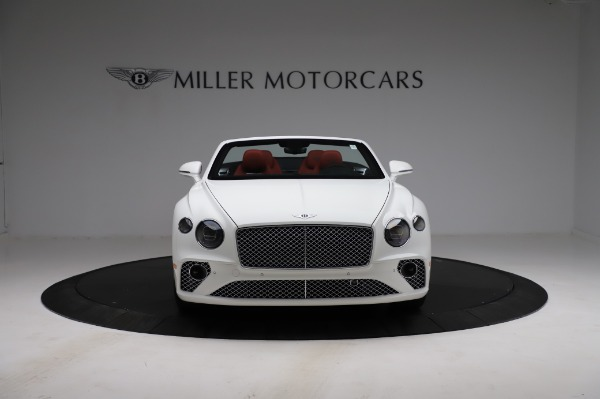 New 2021 Bentley Continental GT V8 for sale Sold at Pagani of Greenwich in Greenwich CT 06830 12