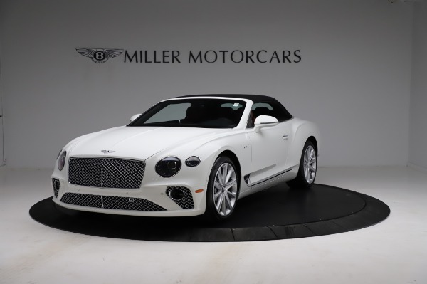New 2021 Bentley Continental GT V8 for sale Sold at Pagani of Greenwich in Greenwich CT 06830 14