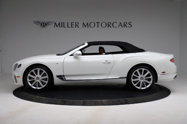 New 2021 Bentley Continental GT V8 for sale Sold at Pagani of Greenwich in Greenwich CT 06830 15