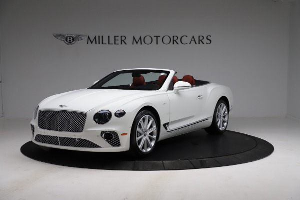 New 2021 Bentley Continental GT V8 for sale Sold at Pagani of Greenwich in Greenwich CT 06830 2