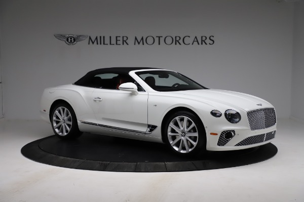 New 2021 Bentley Continental GT V8 for sale Sold at Pagani of Greenwich in Greenwich CT 06830 20