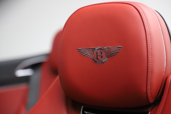 New 2021 Bentley Continental GT V8 for sale Sold at Pagani of Greenwich in Greenwich CT 06830 28