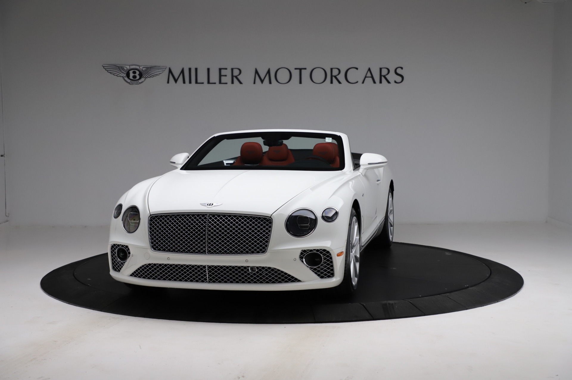 New 2021 Bentley Continental GT V8 for sale Sold at Pagani of Greenwich in Greenwich CT 06830 1