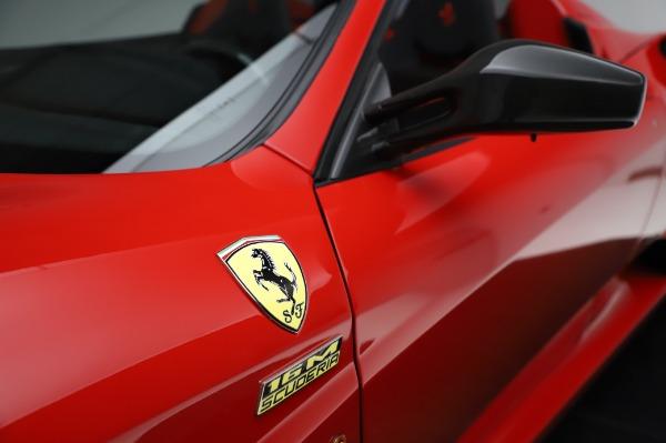 Used 2009 Ferrari 430 Scuderia Spider 16M for sale Call for price at Pagani of Greenwich in Greenwich CT 06830 19