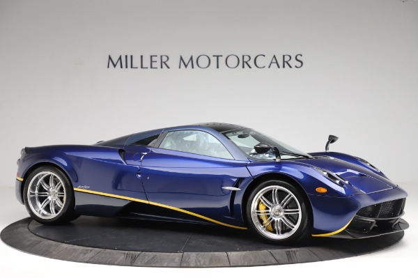 Used 2014 Pagani Huayra for sale Call for price at Pagani of Greenwich in Greenwich CT 06830 10