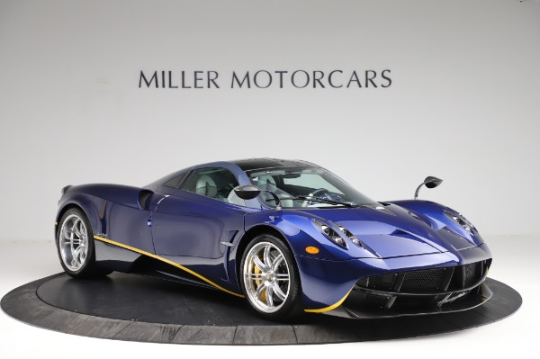 Used 2014 Pagani Huayra for sale Call for price at Pagani of Greenwich in Greenwich CT 06830 11