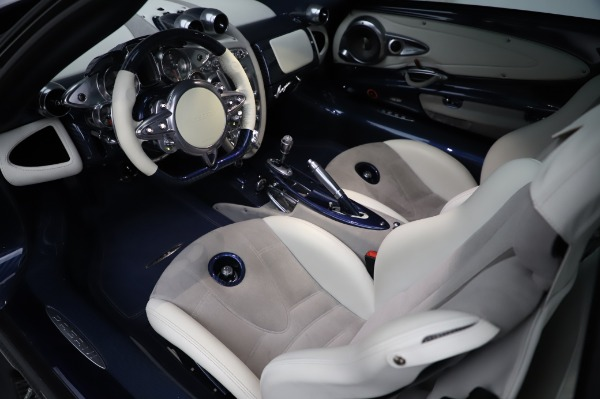 Used 2014 Pagani Huayra for sale Call for price at Pagani of Greenwich in Greenwich CT 06830 13