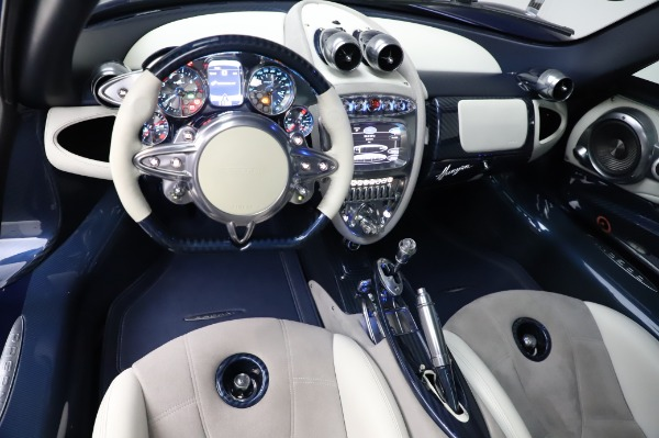 Used 2014 Pagani Huayra for sale Call for price at Pagani of Greenwich in Greenwich CT 06830 17
