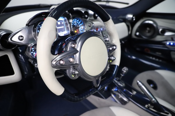 Used 2014 Pagani Huayra for sale Call for price at Pagani of Greenwich in Greenwich CT 06830 18