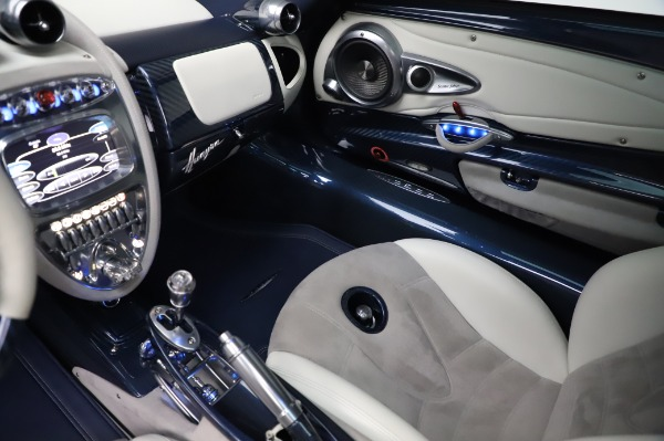 Used 2014 Pagani Huayra for sale Call for price at Pagani of Greenwich in Greenwich CT 06830 19