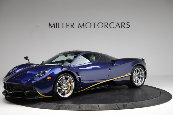 Used 2014 Pagani Huayra for sale Call for price at Pagani of Greenwich in Greenwich CT 06830 2