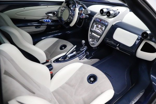 Used 2014 Pagani Huayra for sale Call for price at Pagani of Greenwich in Greenwich CT 06830 21