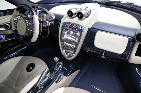 Used 2014 Pagani Huayra for sale Call for price at Pagani of Greenwich in Greenwich CT 06830 24