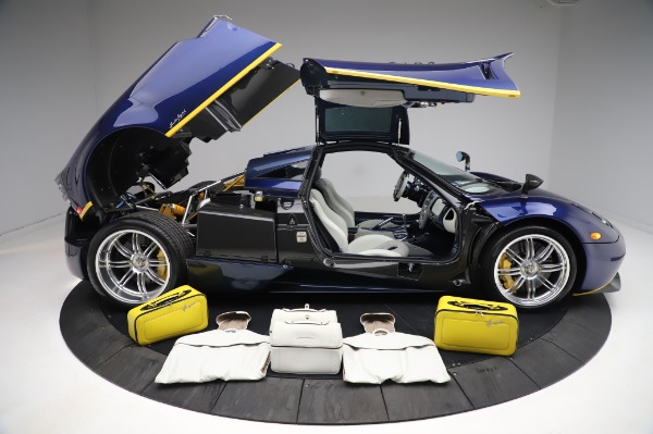 Used 2014 Pagani Huayra for sale Call for price at Pagani of Greenwich in Greenwich CT 06830 26