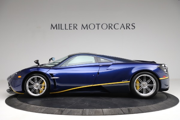 Used 2014 Pagani Huayra for sale Call for price at Pagani of Greenwich in Greenwich CT 06830 3